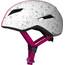 ABUS Yadd-I Kid Lapset Pyöräilykypärä , vaaleanpunainen/valkoinen